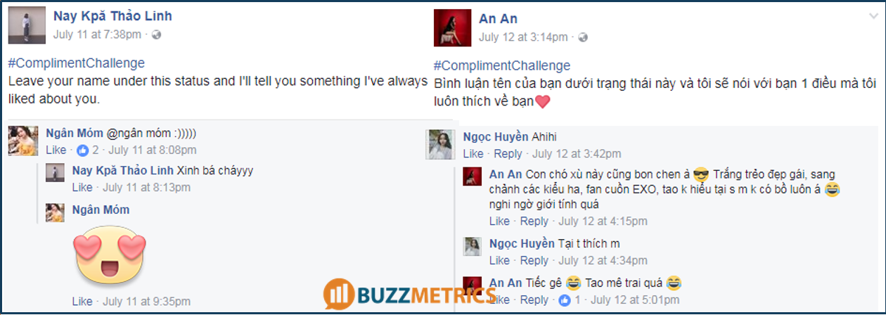 Compliment Challenge _audience post_5